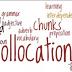Collocations المصطلحات  الدرس الثاني