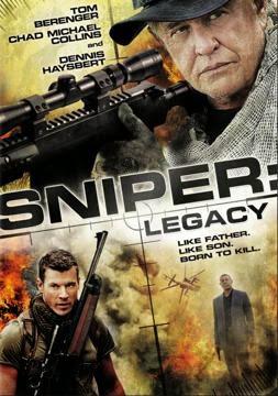 descargar Sniper: El Legado en Español Latino