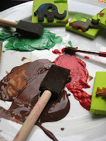 thicken tempera paint school paints