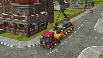 ScreenShot: Farming Simulator 16 Apk