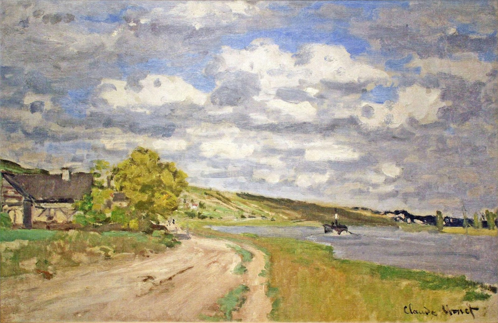 Claude Monet - part 4 1868 - 1870Insta Reyog