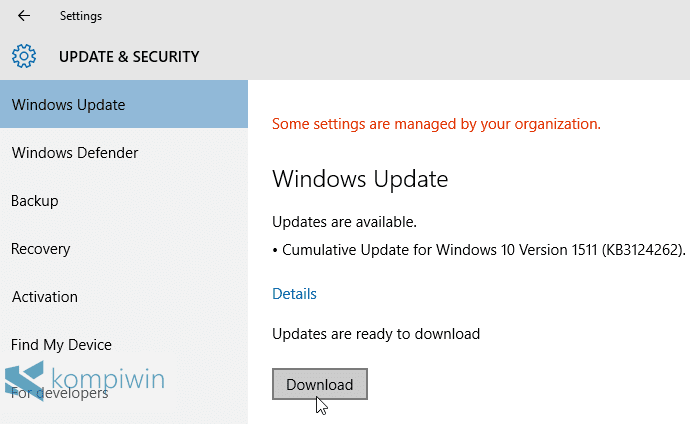 Cara Mematikan Update Otomatis Windows Update di Windows 10 6