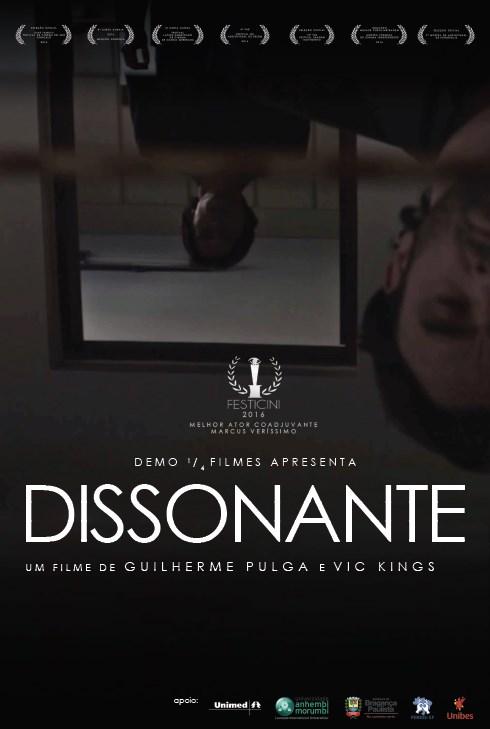 Dissonante (Demo ¼ Filmes) - Guilherme Pulga & Vic Kings