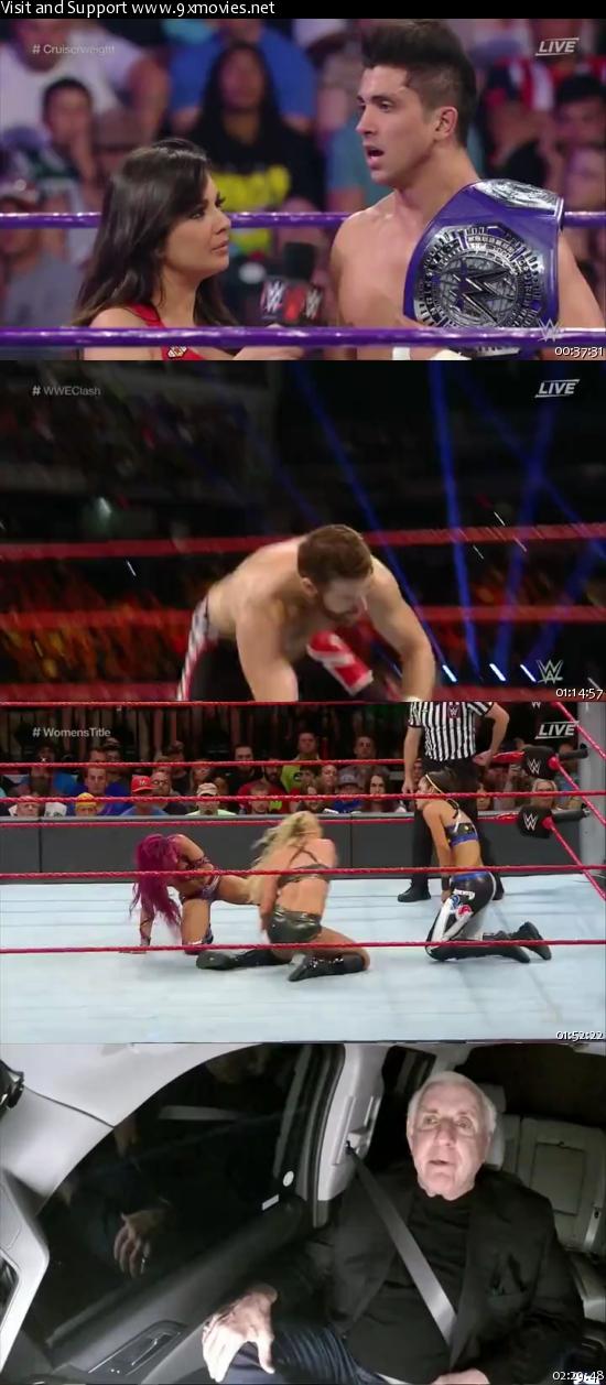 WWE Clash of Champions 2016 PPV WEBRip 480p