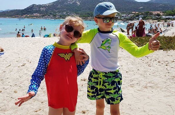 Princess Charlene is currently in Corsica with her children for 2020 summer holiday. Princess Caroline, Princess Stephanie, Charlotte Casiraghi