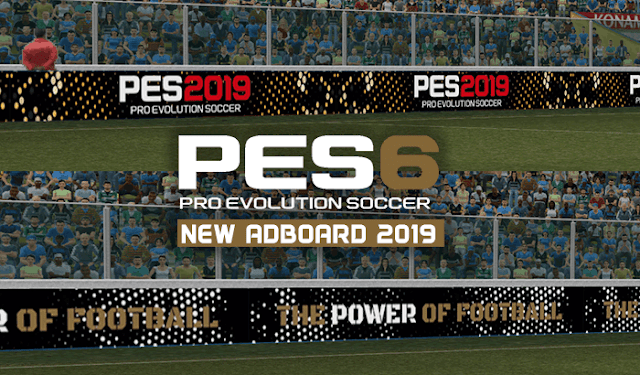 PES 6 New Adboard 2019 Download & Install - Micano4u | PES
