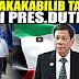 BREAKING: WALANG IBANG PRESIDENTE ANG NAKAGAWA NITO KUNDI SI PRRD! PANOORIN