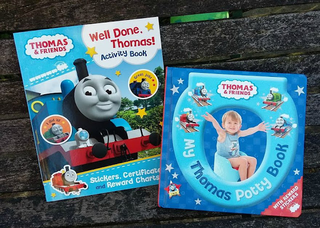 Potty Training Help from Thomas & Friends - Review and Giveaway