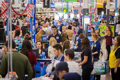 Walmart創新實驗室:新零售時代,半百企業的華麗轉身