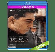 El Hombre que Conocia el Infinito (2015) Full HD BRRip 1080p Audio Dual Latino/Ingles 5.1