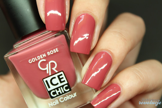 Golden Rose Ice Chic 23