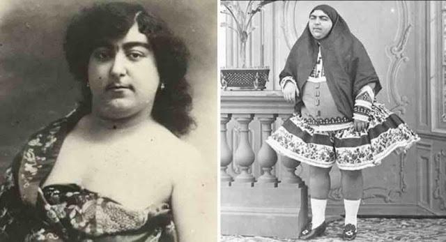 La Principessa Qajair, 13 dei suoi pretendenti si suicidarono per il suo rifiuto