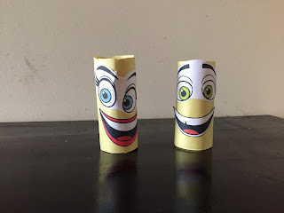 Emoji movie kids craft