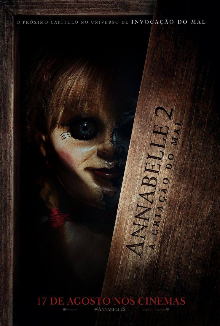Annabelle poster nacional