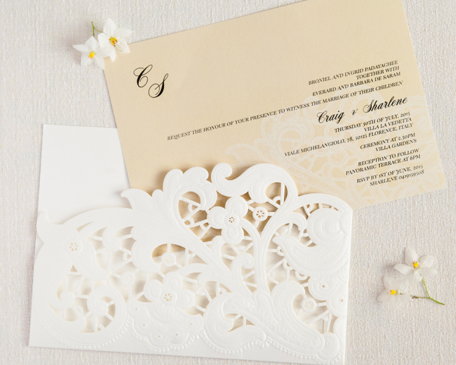 Adorn Invitations, Wedding Invitations