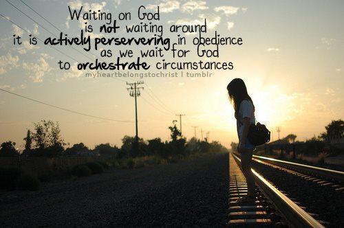 Satori: Waiting on God