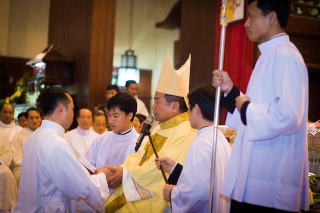 Lễ truyền chức Phó tế và Linh mục tại Giáo phận Lạng Sơn Cao Bằng 27.12.2017 - Ảnh minh hoạ 7