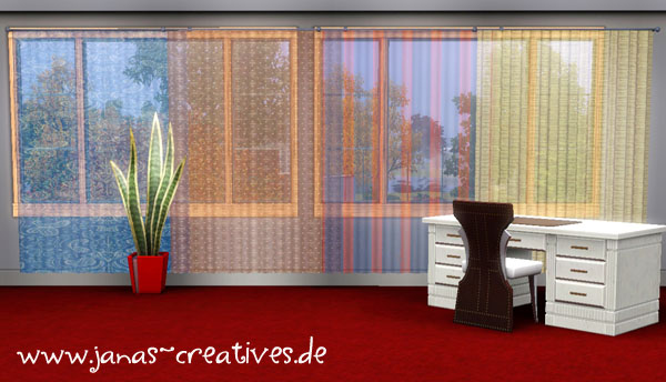 Stella Sheer Curtains By