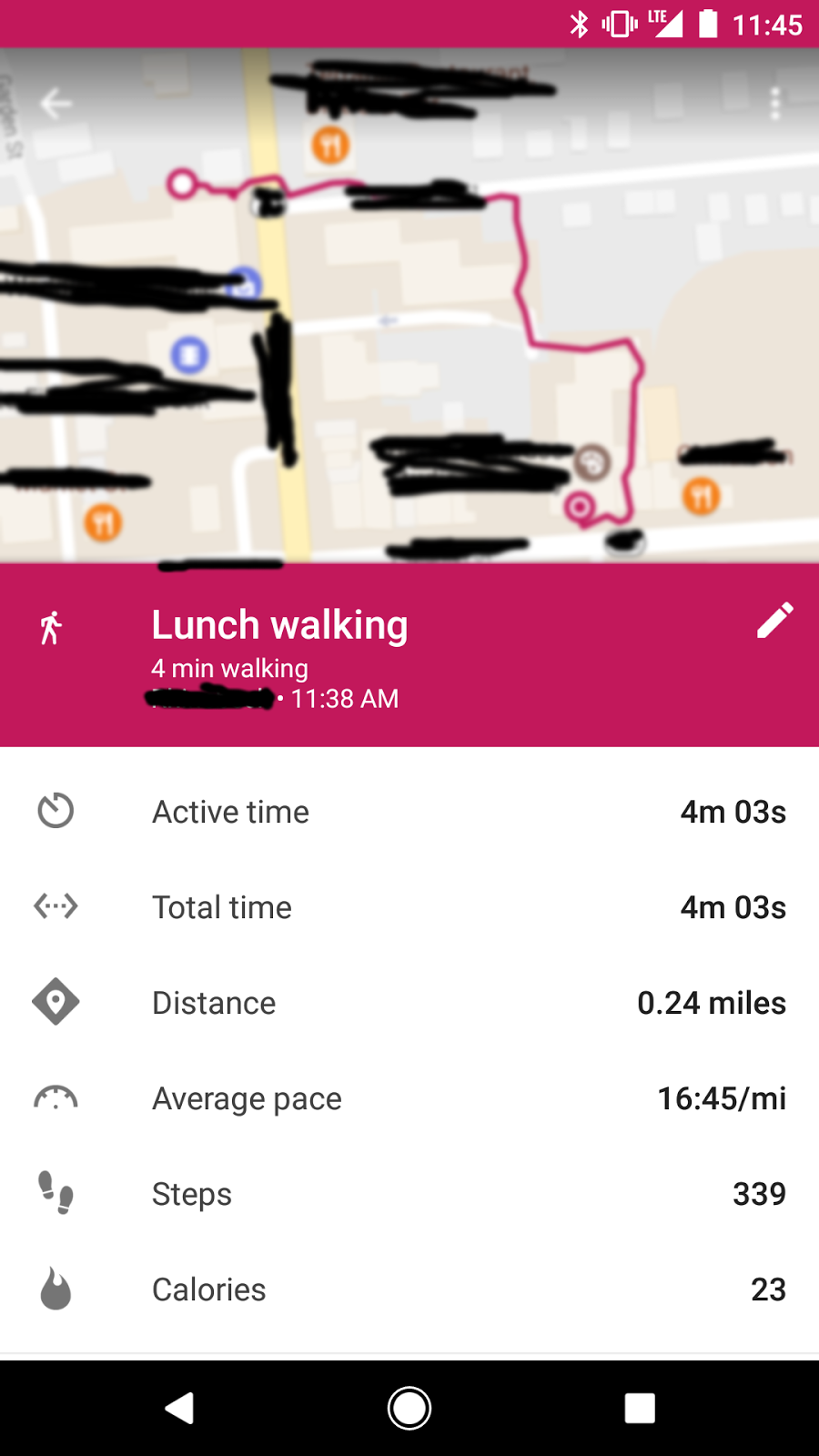 b3it: Add Heart Rate Data to Any Google Fit Activity