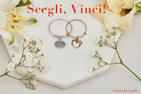 Logo Vinci gratis un anello espandibile Chrysalis...forse due !