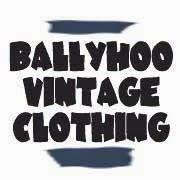 Ballyhoo vintage clothing