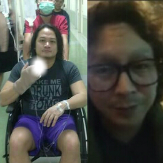 Baron Geisler Urinated on Ping Medina - Here's What Happened
