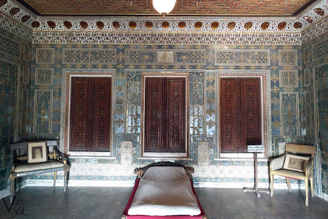 Gaj Mandir Sheesh Mahal (Room of Mirrors)