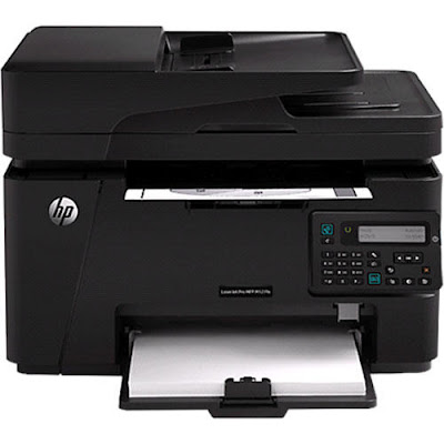 Downloads Drivers HP LaserJet Pro MFP M127fn