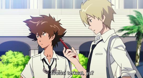 Download Anime Digimon Adventure Tri 3: Ketsui Episode 1 Subtitle Indonesia