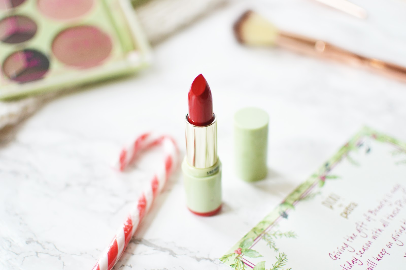 pixi by petra Mattelustre Lipstick classic red
