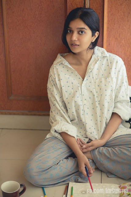 Actress Swathi Reddy Latest Photoshoot