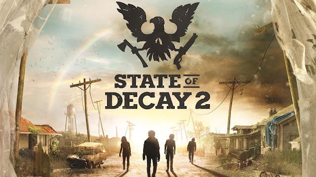 تحميل لعبة ستيت أف ديكاي State of Decay 2 للكمبيوتر كاملة برابط مباشر ميديا فاير مضغوطة مجانا