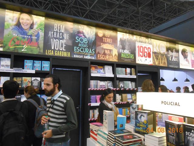 Bienal do Livro 2018, São Paulo, Uma Garota chamada sam