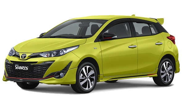 Review Spesifikasi Toyota New Yaris