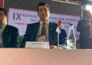 Presidente da AMA participar de reunião da diretoria da CNM.