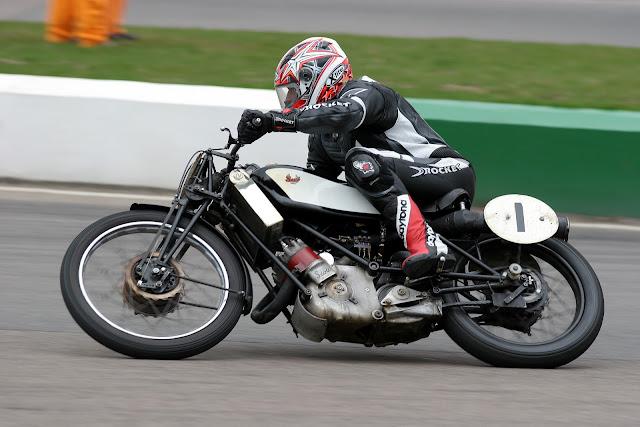 Scott Motorbike Racing