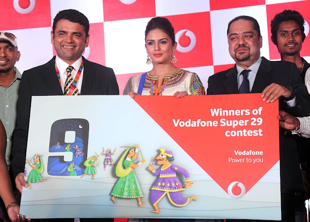 Vodafone Lottery Winner 2017