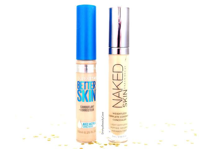 Urban Decay Naked Skin Concealer Dupe, Maybelline Better Skin Concealer