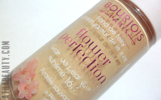 Bourjois, Flower Perfection Youth Extension Foundation