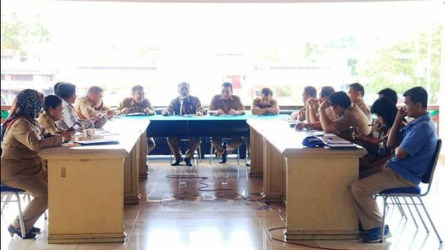 Pemkot Manado Bentuk Posko Tanggap Darurat Di Kantor Walikota