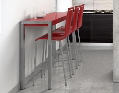 Mostradores, barras de cocina, mesas altas | mesas de cocina y comedor