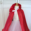 Tulle Little Red Riding Hood Costume (Mini-Tutorial)