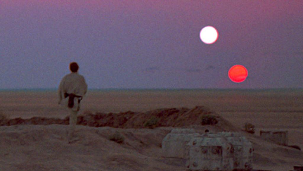 Luke Skywalker and Yoga