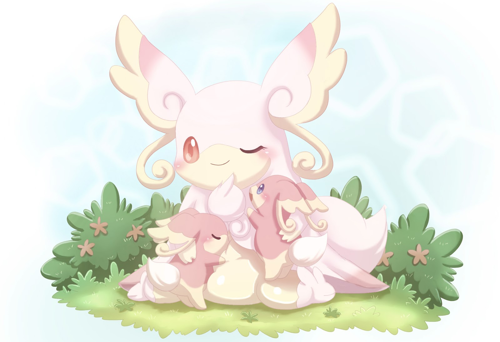 Pokemon audino experience