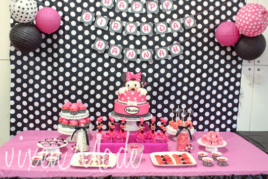vixenMade: {Customer Party} Minnie Mouse Party
