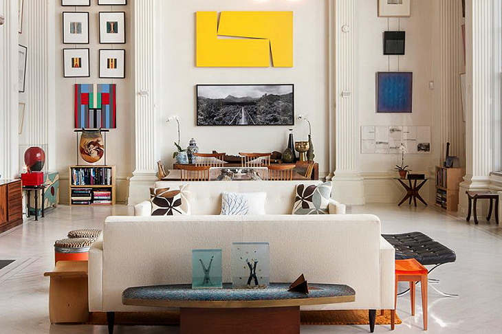 design attractor: Apartment in New York to Die For