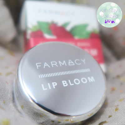 Farmacy Beauty - Lip Bloom | Kat Stays Polished