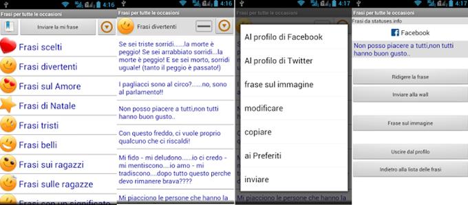 12 App Android Per Motti Frasi E Citazioni Ipcei