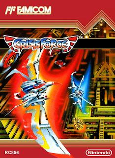 Crisis Force (BR) [ NES ]