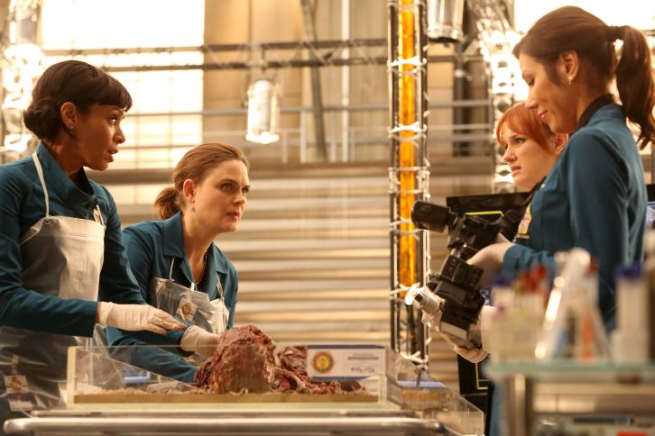 Bones - Episode 11.14 - The Last Shot at a Second Chance - Promo, Press Release & Promotional Photos *Updated*